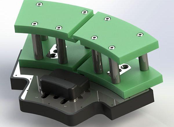 Adjustable conveyor 1