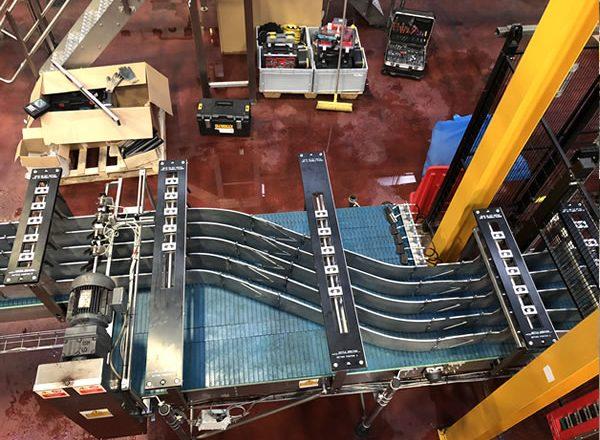 Adjustable conveyor 3