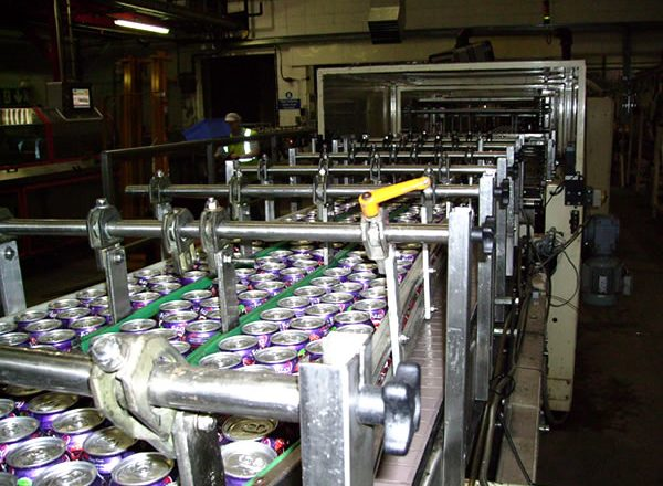 Adjustable conveyor 9
