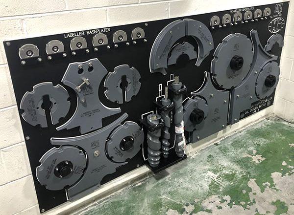 Storage board 3