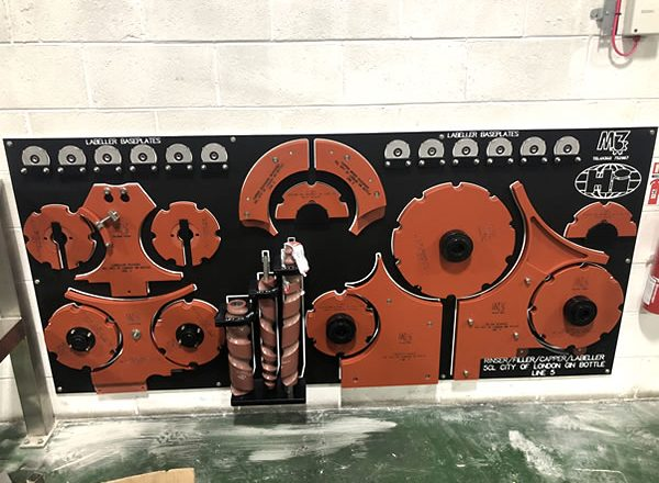 Storage board 4