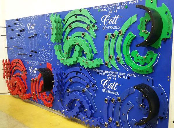 Storage board 5
